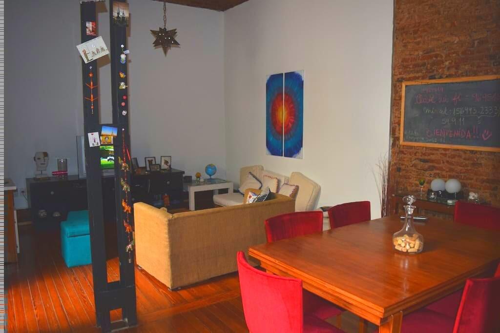 Apartamento duplex - Tipo casa
