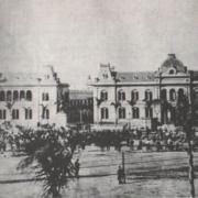 A história da Casa Rosada - Vários edifícios transformados em um palácio