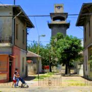 Colonia Obrera - Bairro com uma quadra em Buenos Aires