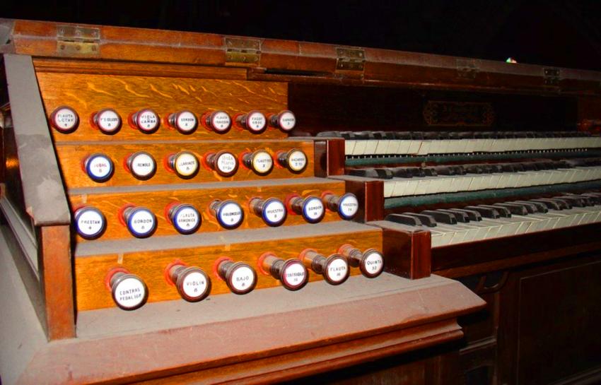 Órgão da Basílica Lujan