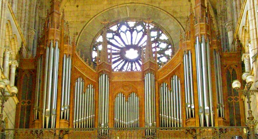 Órgão da Basílica de Lujan