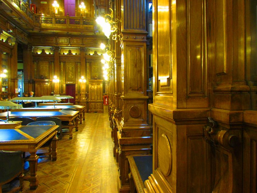 Biblioteca - Congresso de la Nación