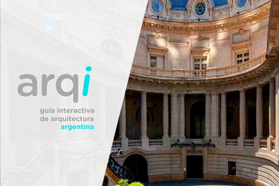 Arqi - Guia interativo de arquitetura de Buenos Aires