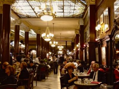 Bares Notáveis (Café Tortoni)