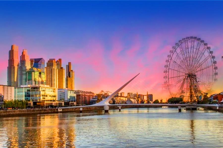 Roda Gigante de Buenos Aires