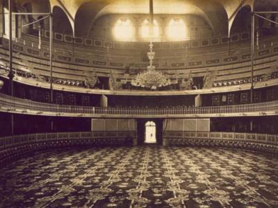 Antigo Teatro Politeama