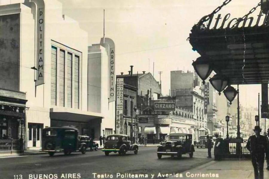 Teatro Politeama Argentino
